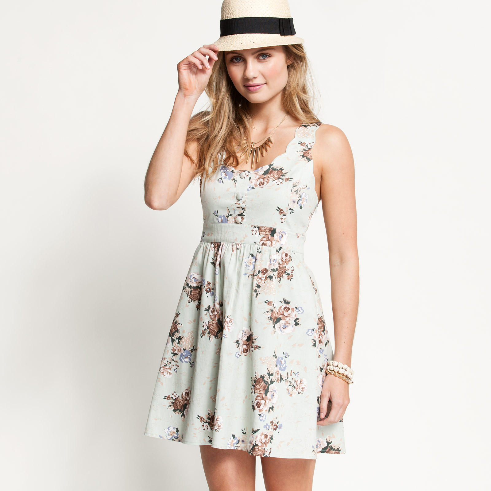 Floral Dresses for Summer